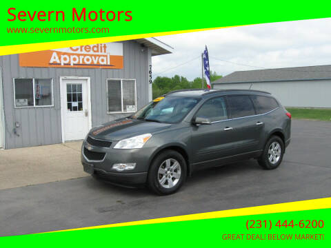 2011 Chevrolet Traverse for sale at Severn Motors in Cadillac MI