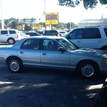 2003 Mercury Grand Marquis for sale at Easy Credit Auto Sales in Cocoa FL