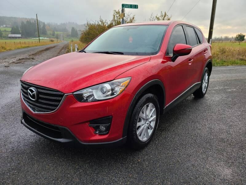 2016 Mazda CX-5 for sale at State Street Auto Sales in Centralia WA