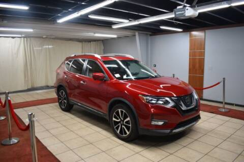 2017 Nissan Rogue for sale at Adams Auto Group Inc. in Charlotte NC
