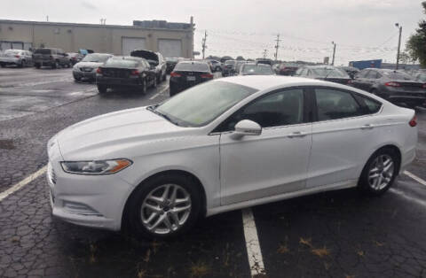 2015 Ford Fusion for sale at 9-5 AUTO in Topeka KS