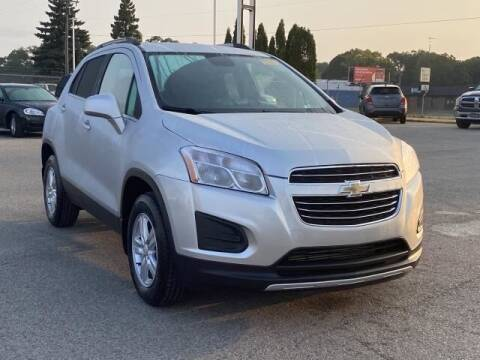 2016 Chevrolet Trax for sale at Betten Baker Preowned Center in Twin Lake MI