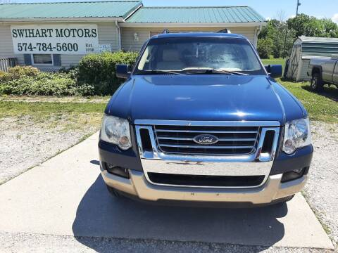2006 Ford Explorer for sale at Swihart Motors in Lapaz IN
