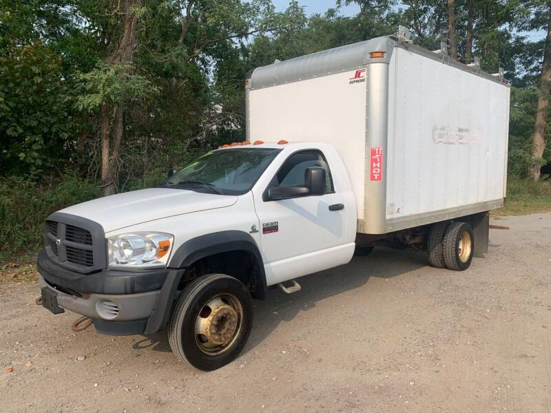 2008 Dodge Ram Chassis 4500 for sale at Connecticut Auto Wholesalers in Torrington CT