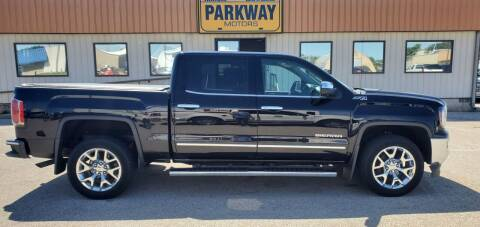 2016 GMC Sierra 1500 for sale at Parkway Motors in Springfield IL