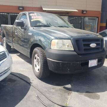 2006 Ford F-150 for sale at 4 Guys Auto in Tampa FL