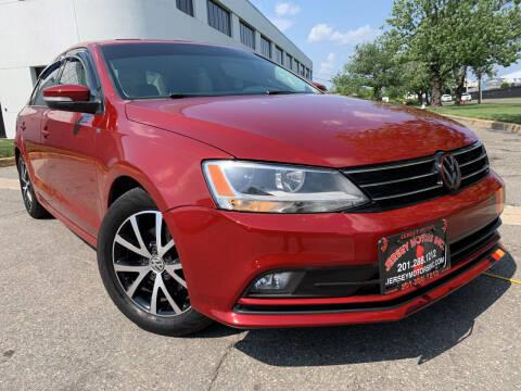 2016 Volkswagen Jetta for sale at JerseyMotorsInc.com in Teterboro NJ