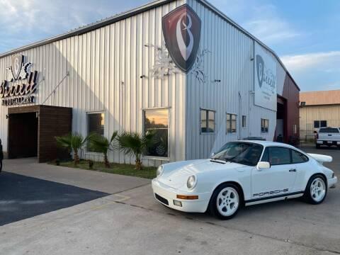 1987 Porsche 911 for sale at Barrett Auto Gallery in San Juan TX