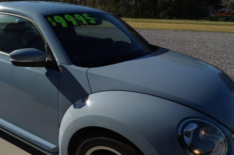2013 Volkswagen Beetle for sale at Deaux Enterprises, LLC. in Saint Martinville LA