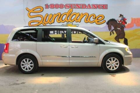 2013 Chrysler Town and Country for sale at Sundance Chevrolet in Grand Ledge MI