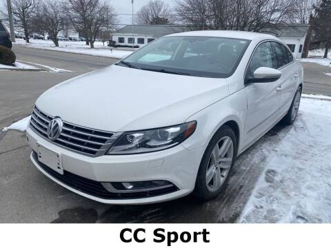 2014 Volkswagen CC for sale at Coast to Coast Imports in Fishers IN