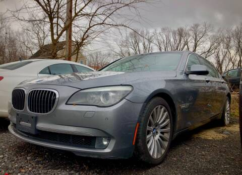2010 BMW 7 Series for sale at Top Line Import in Haverhill MA