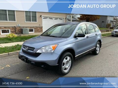 2008 Honda CR-V for sale at Jordan Auto Group in Paterson NJ