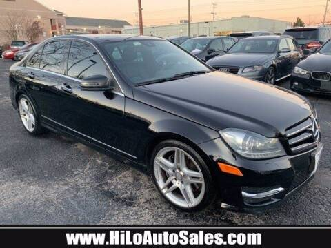 2013 Mercedes-Benz C-Class for sale at Hi-Lo Auto Sales in Frederick MD