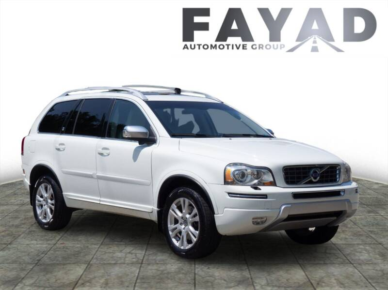 2013 Volvo XC90 for sale at FAYAD AUTOMOTIVE GROUP in Pittsburgh PA