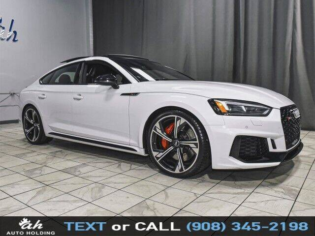 2019 Audi RS 5 Sportback for sale in Hillside, NJ