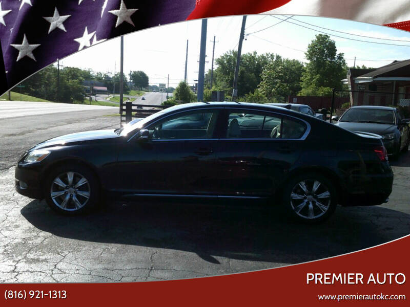2008 Lexus GS 350 for sale at Premier Auto in Independence MO