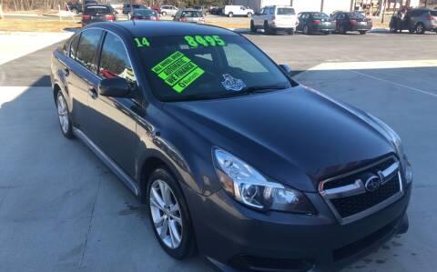 2014 Subaru Legacy for sale at Washington Auto Repair in Washington NJ