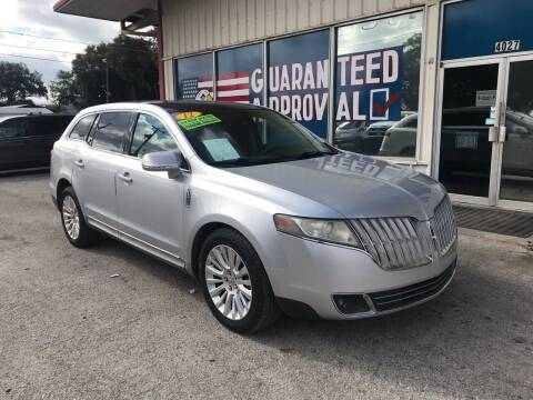 2012 Lincoln MKT for sale at Lee Auto Group Tampa in Tampa FL