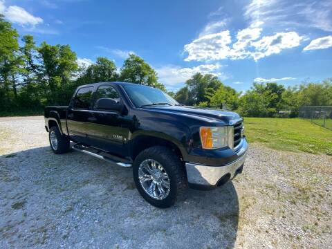 2007 GMC Sierra 1500 for sale at Tennessee Valley Wholesale Autos LLC in Huntsville AL