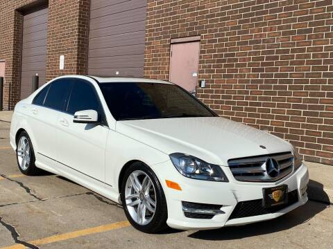 2012 Mercedes-Benz C-Class for sale at Effect Auto Center in Omaha NE