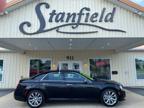 2015 Chrysler 300 for sale at Stanfield Auto Sales in Greenfield IN