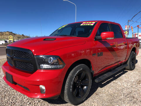 2017 RAM Ram Pickup 1500 for sale at 1st Quality Motors LLC in Gallup NM