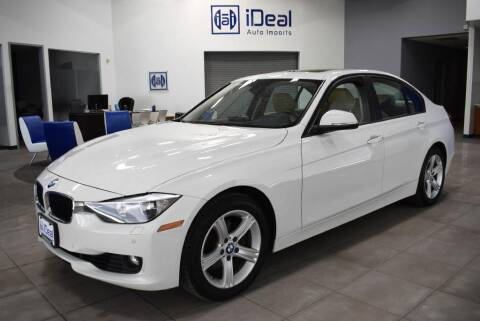 2013 BMW 3 Series for sale at iDeal Auto Imports in Eden Prairie MN