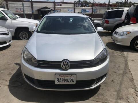 2011 Volkswagen Jetta for sale at Aria Auto Sales in El Cajon CA