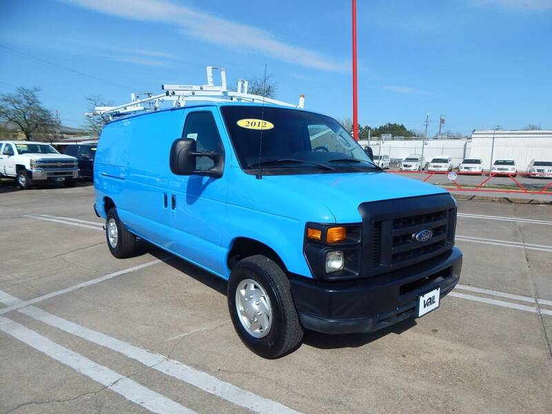 2012 Ford E-Series Cargo for sale at Vail Automotive in Norfolk VA
