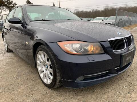2008 BMW 3 Series for sale at Ron Motor Inc. in Wantage NJ