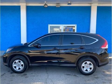 2014 Honda CR-V for sale at Khodas Cars in Gilroy CA