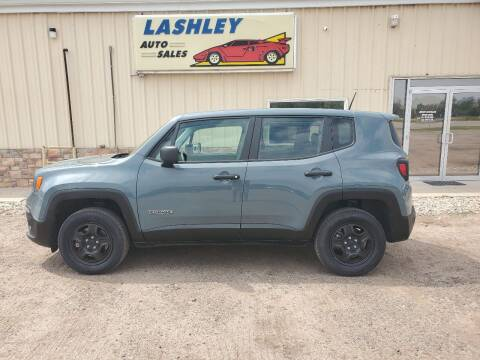 2018 Jeep Renegade for sale at Lashley Auto Sales - Scotts Bluff NE in Scottsbluff NE