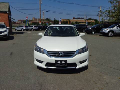2014 Honda Accord for sale at Merrimack Motors in Lawrence MA