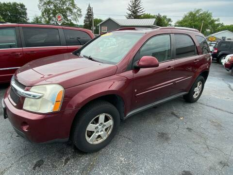 2009 Chevrolet Equinox for sale at Huggins Auto Sales in Ottawa OH