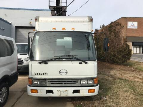 2000 Hino FA1517 for sale at Fuentes Brothers Auto Sales in Jessup MD