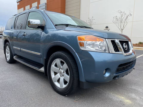 2011 Nissan Armada for sale at ELAN AUTOMOTIVE GROUP in Buford GA