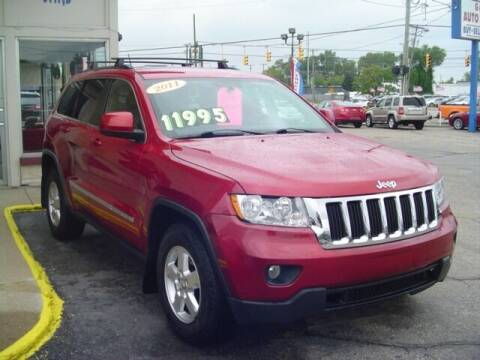 2011 Jeep Grand Cherokee for sale at G & L Auto Sales Inc in Roseville MI