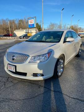 2011 Buick LaCrosse for sale at Jack Bahnan in Leicester MA