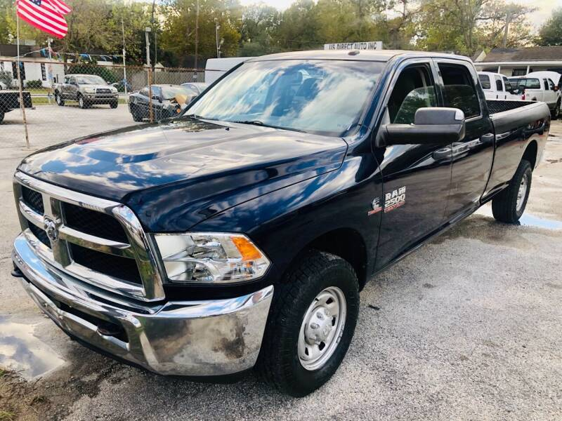 2014 RAM Ram Pickup 2500 for sale at Lion Auto Finance in Houston TX