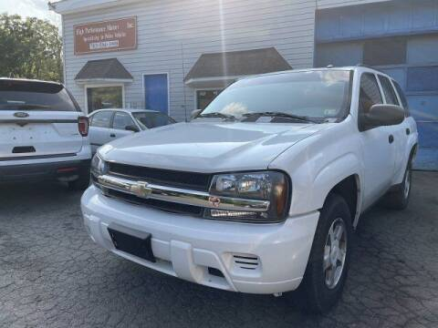2005 Chevrolet TrailBlazer for sale at High Performance Motors in Nokesville VA