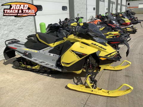 2019 Ski-Doo MXZ® X 850 E-TEC Ice Ripp for sale at Road Track and Trail in Big Bend WI