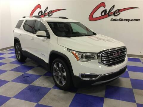 2018 GMC Acadia for sale at Cole Chevy Pre-Owned in Bluefield WV