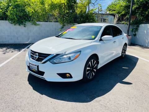 2018 Nissan Altima for sale at Used Cars Fresno Inc in Fresno CA