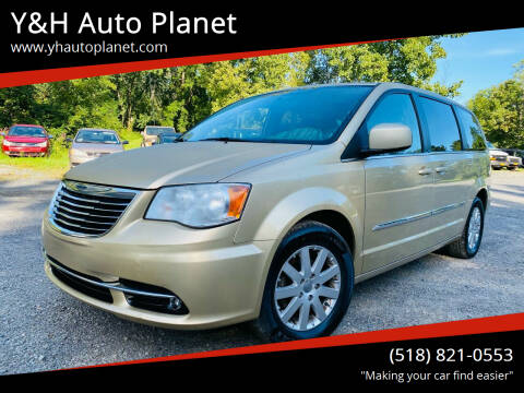 2011 Chrysler Town and Country for sale at Y&H Auto Planet in West Sand Lake NY