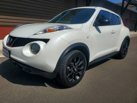 2013 Nissan JUKE for sale at VIking Auto Sales LLC in Salem OR
