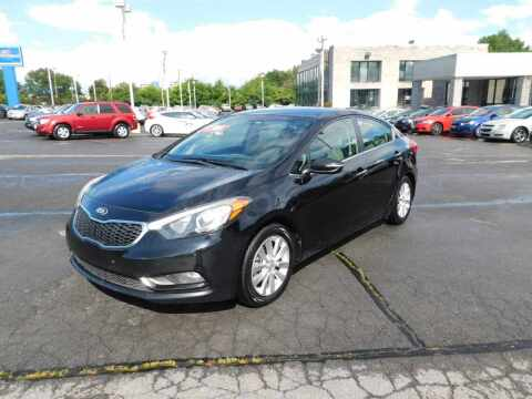 2015 Kia Forte for sale at Paniagua Auto Mall in Dalton GA
