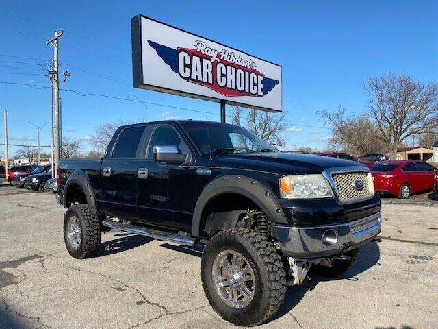 2007 Ford F-150 for sale at Ray Hibdon's Car Choice in Oklahoma City OK
