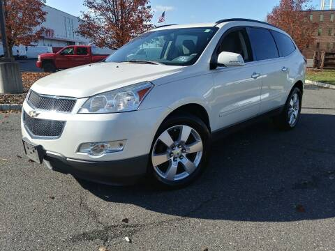 2012 Chevrolet Traverse for sale at Nerger's Auto Express in Bound Brook NJ