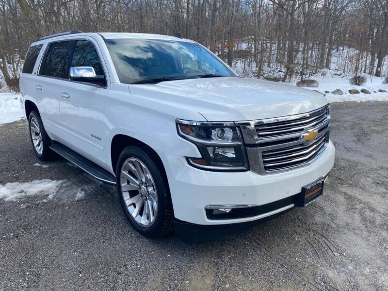 2015 Chevrolet Tahoe for sale at Bloomingdale Auto Group - The Car House in Butler NJ